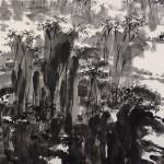 竹鄉 (140x98cm)