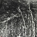 山雨 (96x116cm)